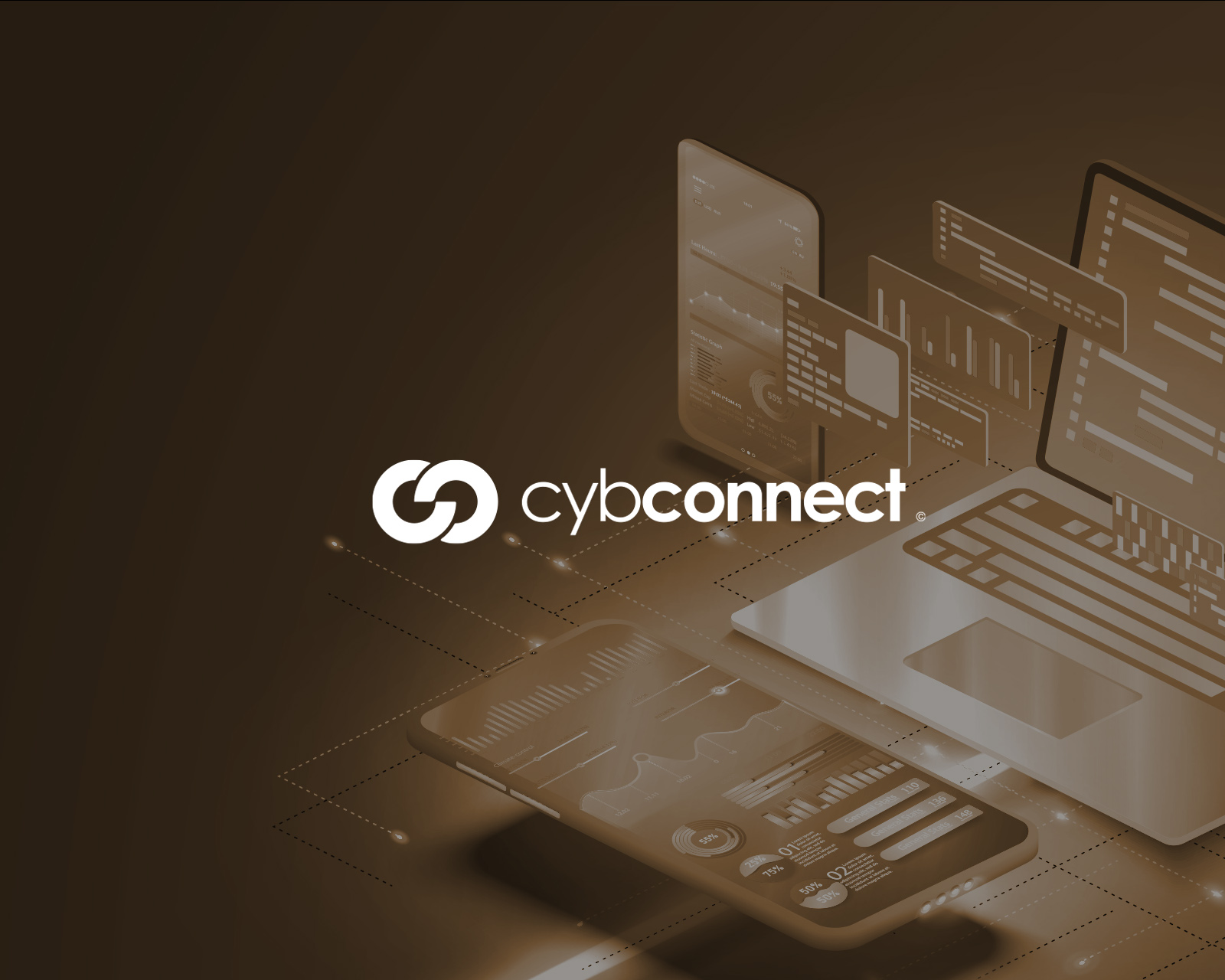 Cyb Connect Website Design By Subluma